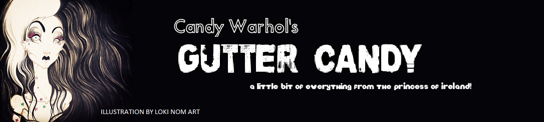 Candy Warhol&#39;s Gutter Candy
