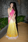 kajal agarwal photos in half saree-thumbnail-18