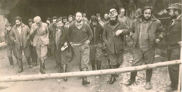 Mineros y Derecho del Trabajo