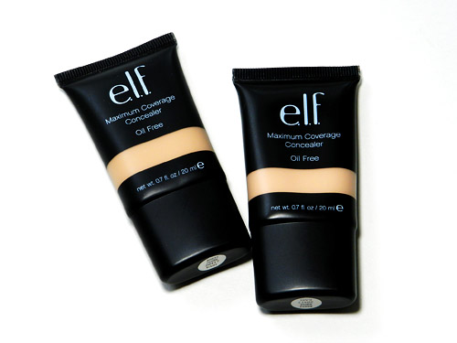 elf studio maximum coverage concealer