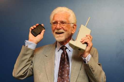 Penemu Telepon Seluler