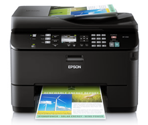 Epson WorkForce Pro WP-4530 Driver Download