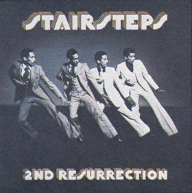Stairsteps - Second Resurrection (Soul/Funk)