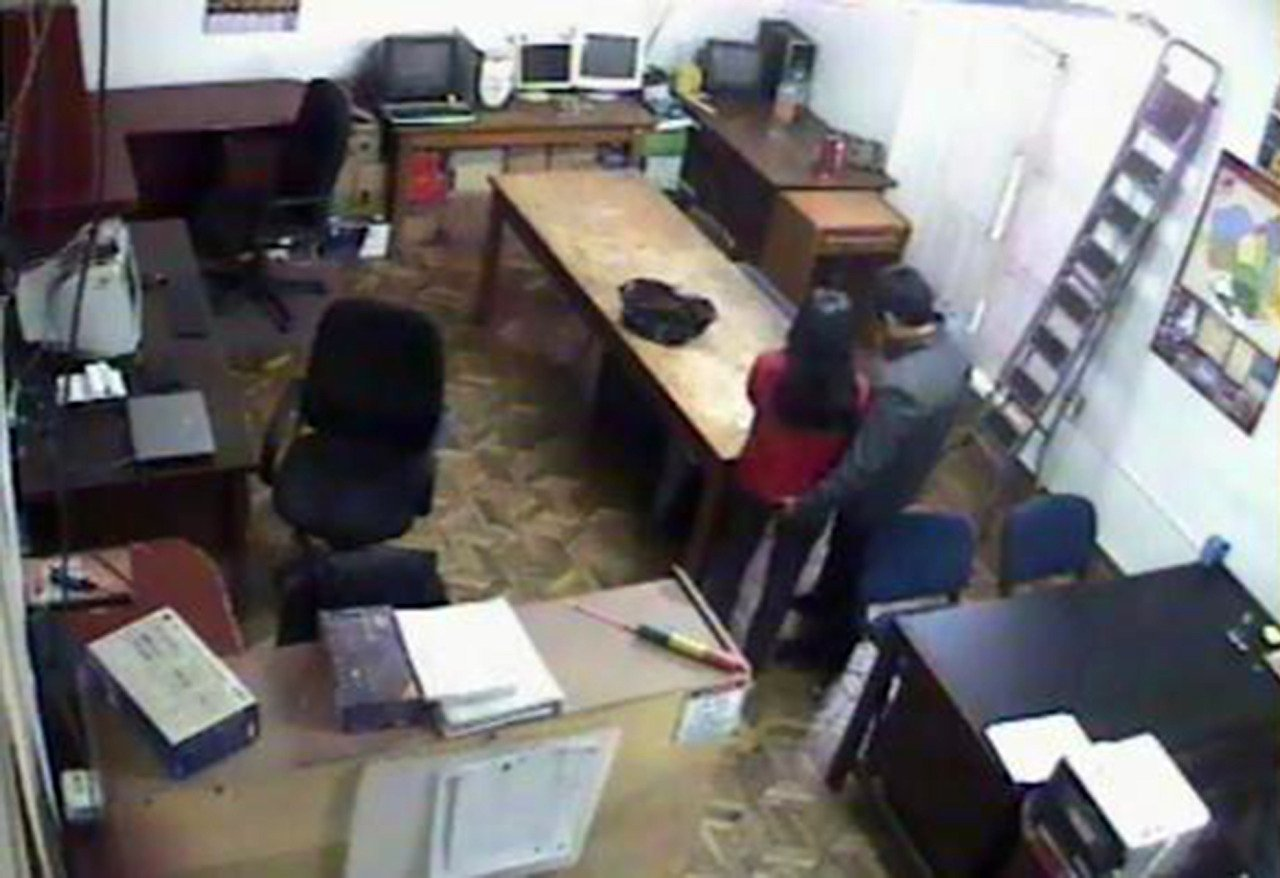 CCTV in the office 36