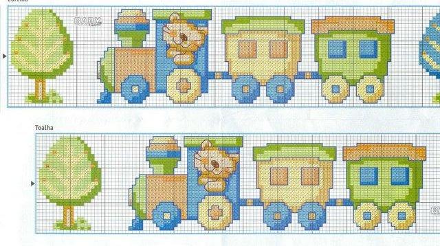 todorecortables sueÑos de papel: patrones para punto de cruz