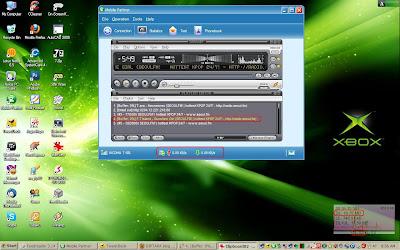 Gambar 2 Pengujian simPATI Gratis Internet Berjam-jam