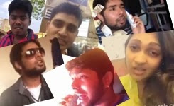 Tamil Dubsmash Video