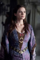 Hayley Atwell as Aliena