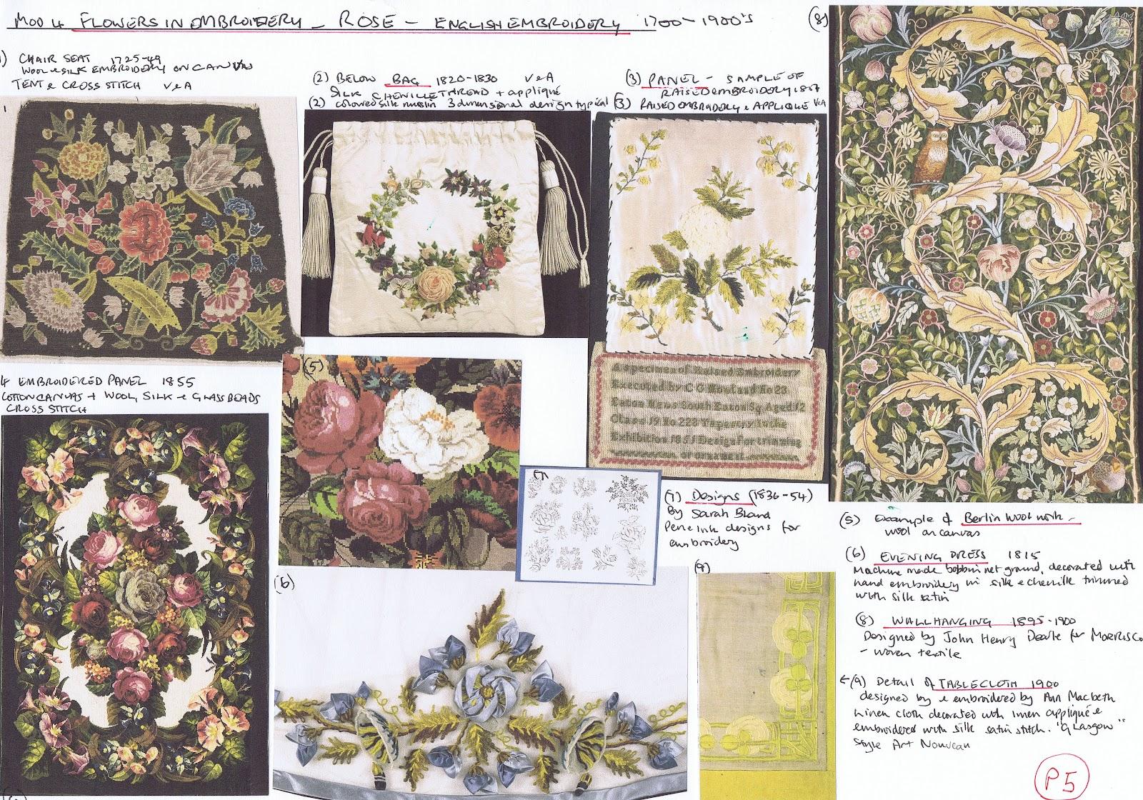 Alistitches Module 4 Forever FlowersCh 1 Historical
