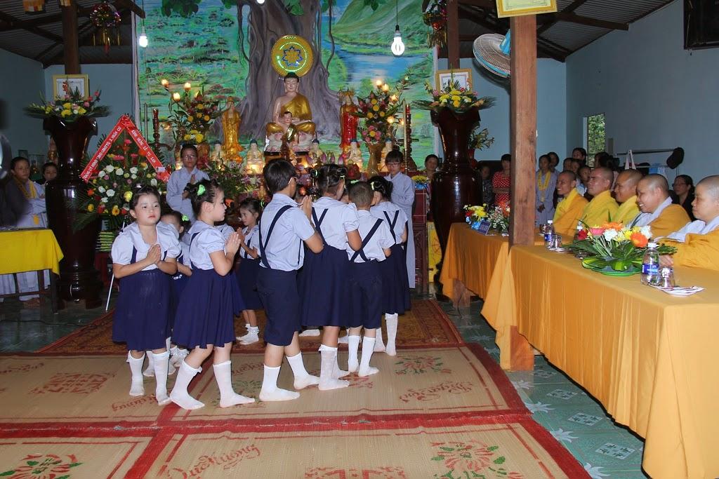 Lễ Báo Hiếu,đạo tràng Phước Quang