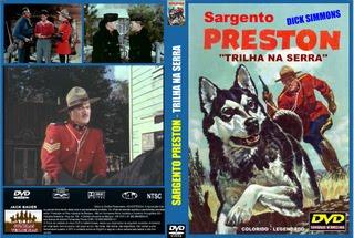 SARGENTO PRESTON - TRILHA NA SERRA