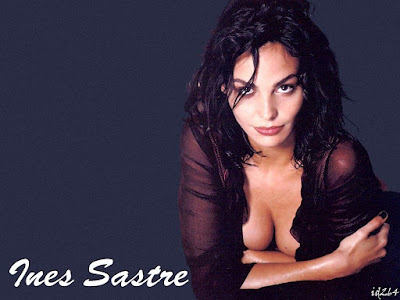 Ines Sastre Hot Wallpaper