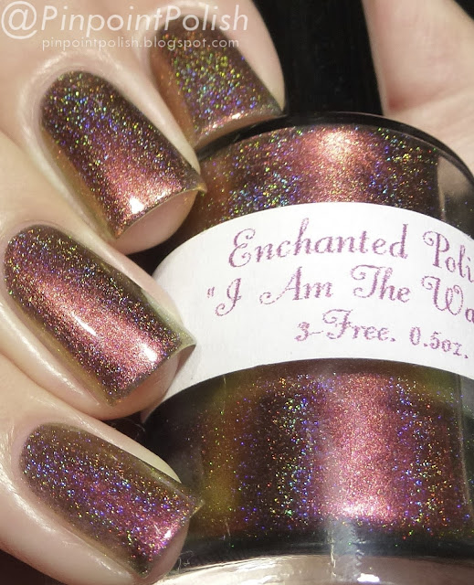 I Am The Walrus, Enchanted Polish, Swatch