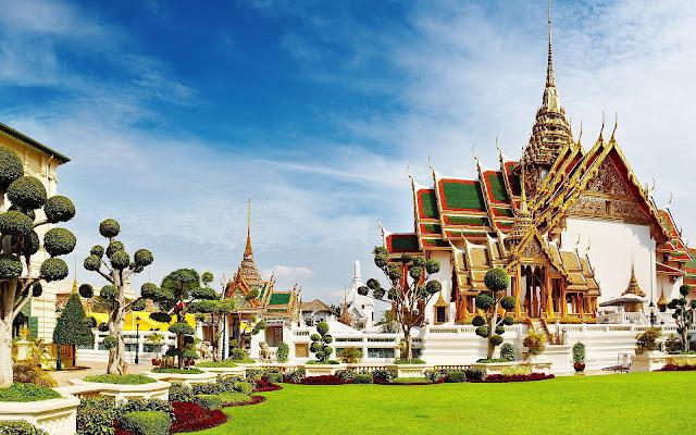 gia ve may bay di bangkok - Cung điện Hoàng gia
