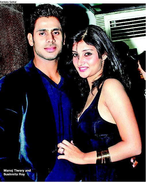 Manoj Tiwary Got Married to Shushmita Roy