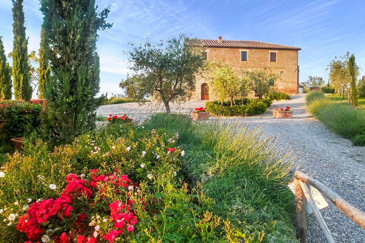 luxury retreats villa in Tuscany, luxury rentals in Tuscany
