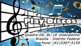 EM BRASÍLIA TEM A PLAY DISCOS