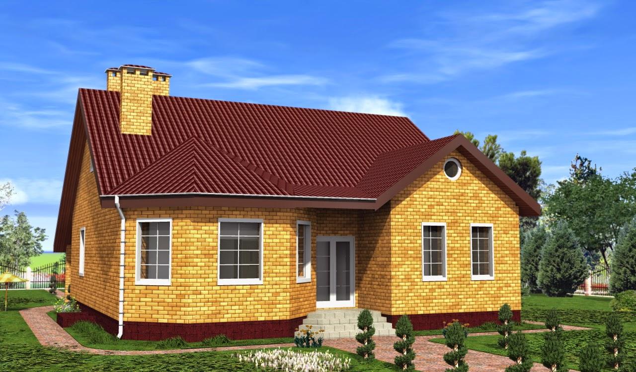 Дом с подвалом