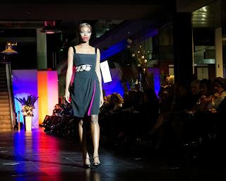moda e ricerca, un connubio da spettacolo per fashion for iov al net center di padova