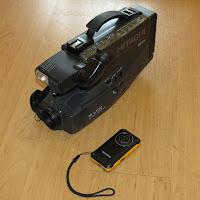 Две видеокамеры