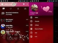 Bbm Mod Love v2.10.0.35 apk Terbaru  (not clone)