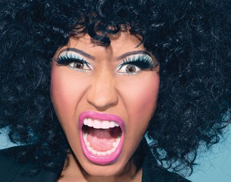 nicki minaj super bass pictures. Nicki Minaj Delays #39;Super