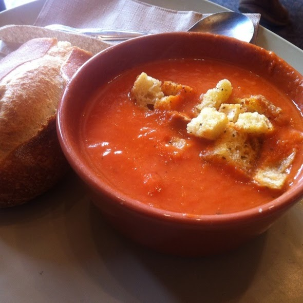 Panera Bread Restaurant Copycat Recipes: Tomato Soup