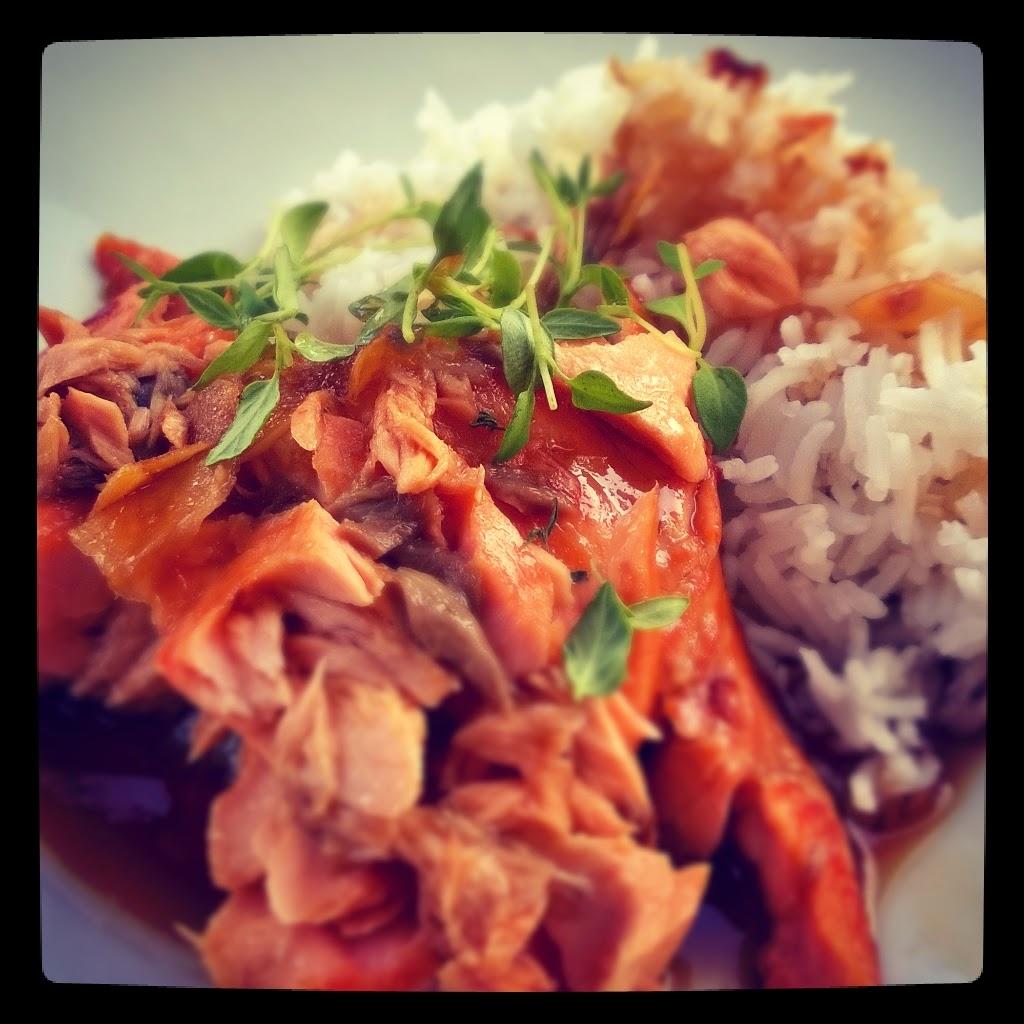 Salmon Bulgogi - lohta korealaisittain