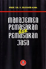 toko buku rahma: buku MANAJEMEN PEMASARAN DAN PEMASARAN JASA, pengarang buchari alma, penerbit alfabeta