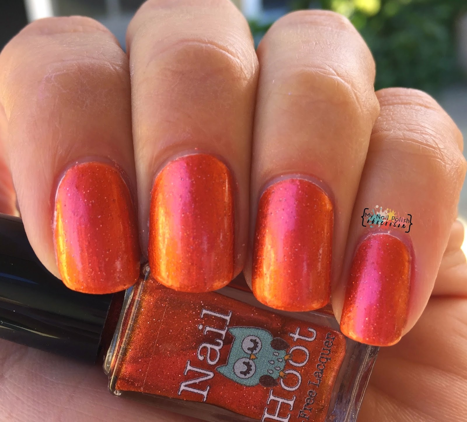 Nail Hoot Lacquers Leviticus