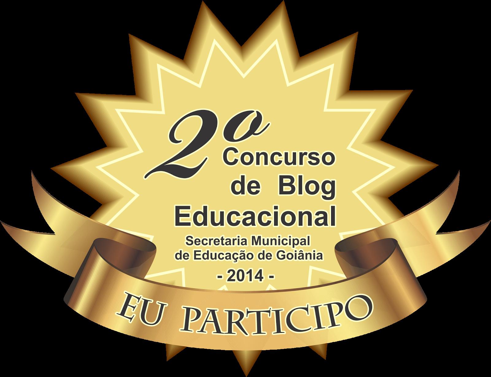 2º Concurso de Blog