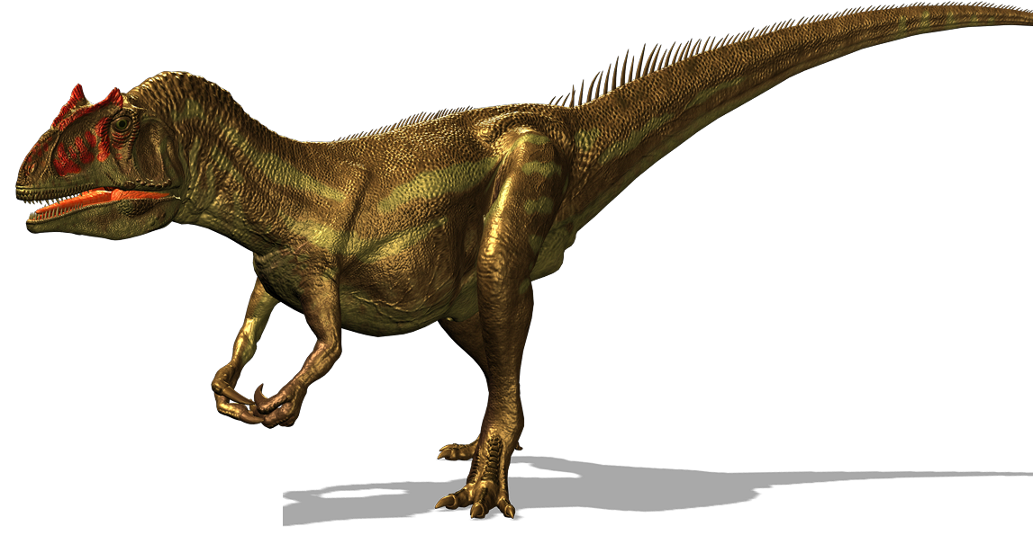Data And Facts Allosaurus Dinosaur Predator Trend To Day