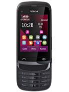 Spesifikasi Nokia C2-02