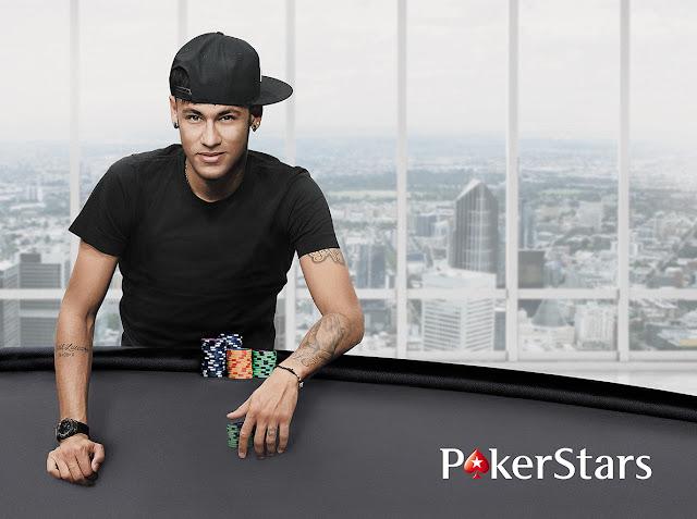 Neymar Mulai Ketagihan Main Poker