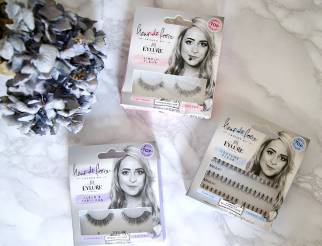 fleur de force eyelure eyelashes