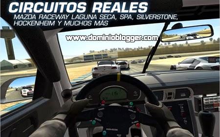 Juega Real Racing 3 en tu celular