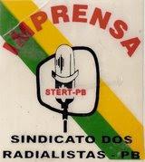 SOMOS  FILIADOS  DO  SINDICATO  DOS  RADIALISTAS  E  TELEVISÃO DA  PARAIBA
