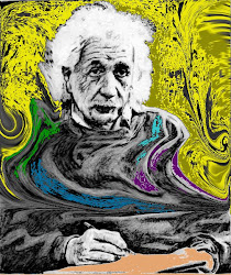 Albert Einstein on LSD