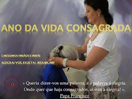ANO DA VIDA CONSAGRADA
