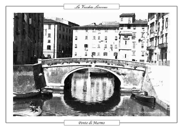 La vecchia livorno immagini d 39 epoca in foto e cartoline for Disegni di ponte a 2 livelli