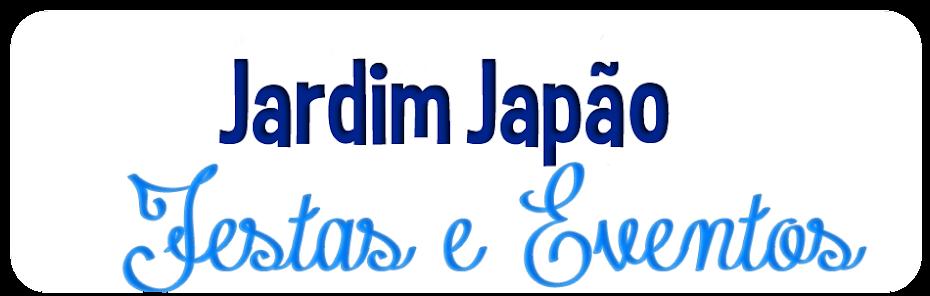 Jardim Japão, Festas e Eventos
