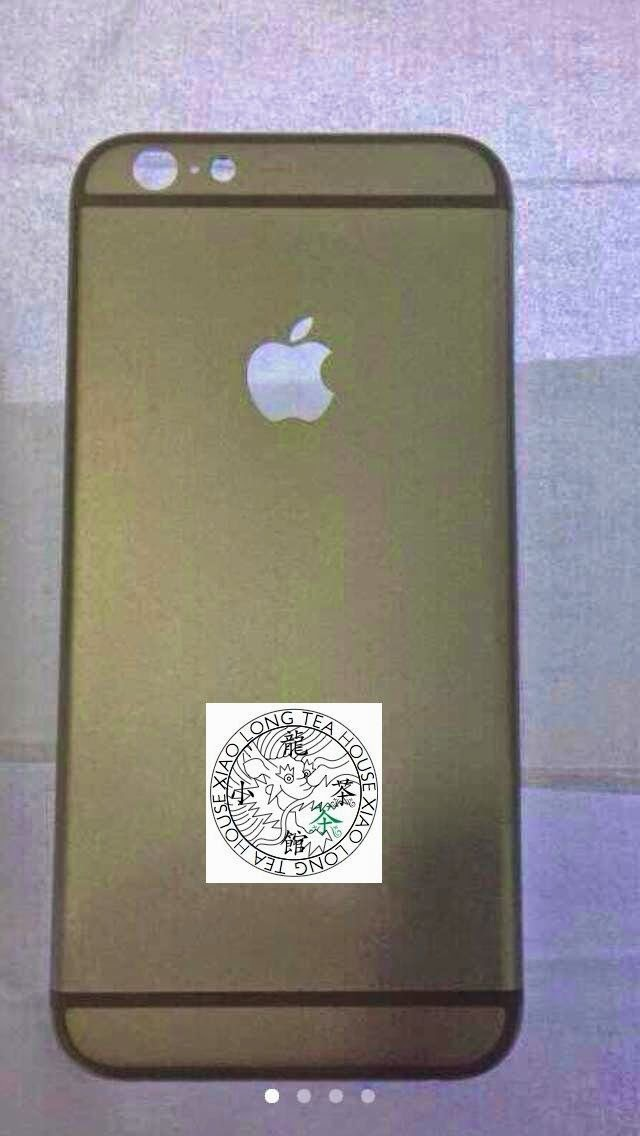 Leaked iPhone 6 Photo