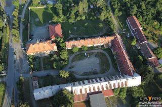 zámek Hradištko