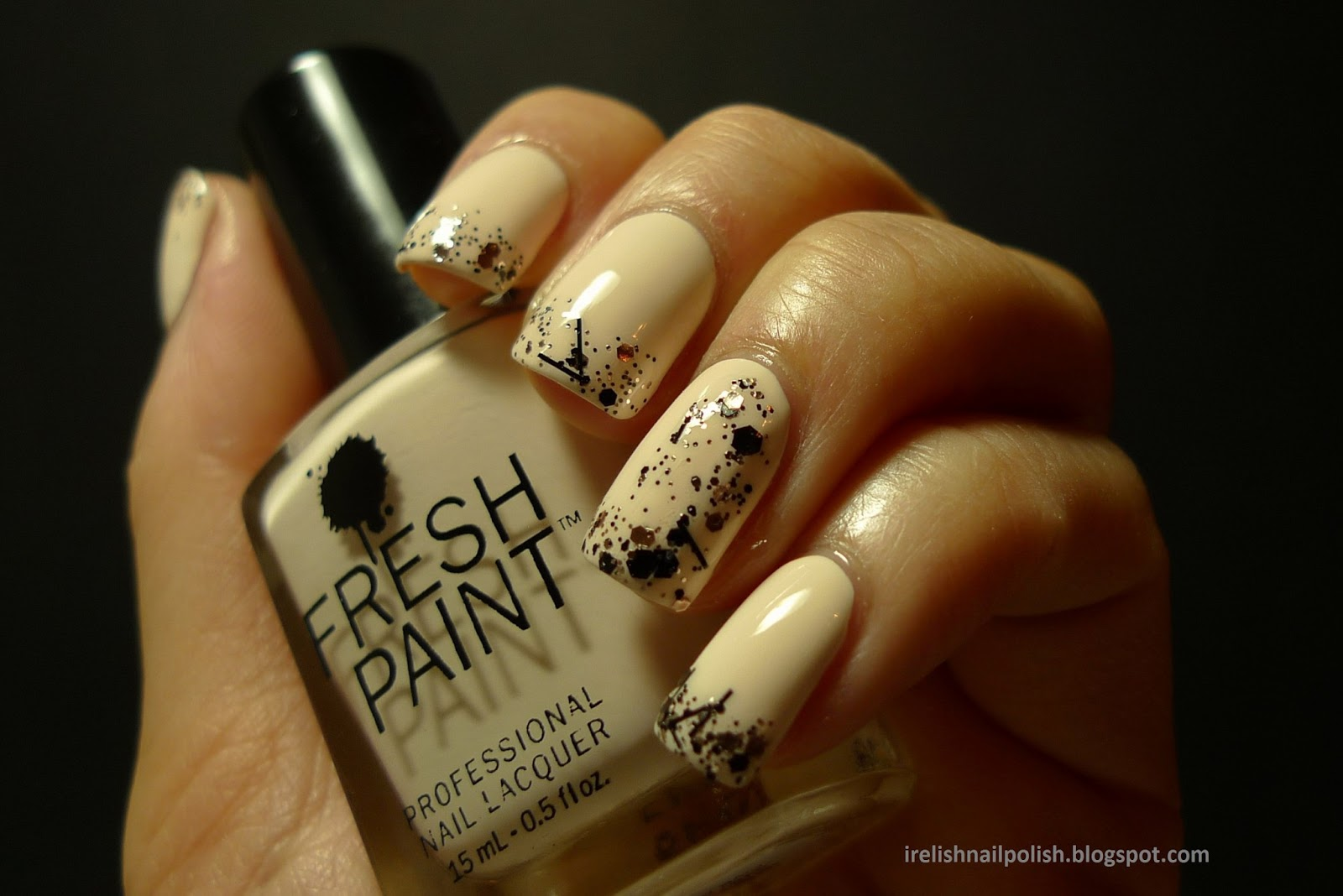I Relish Nail Polish!: Razzle Me Dazzle Me - China Glaze, Glitter ...