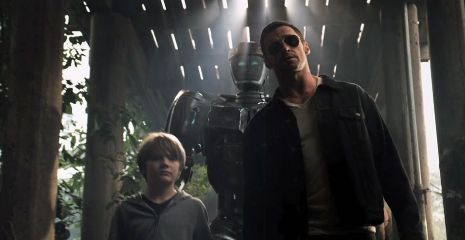 a review of the movie real steel A gritty, white-knuckle, action ride set in the near-future where the sport of boxing has gone high-tech, real steel stars hugh jackman as charlie kenton, a washed-up fighter who lost his chance.