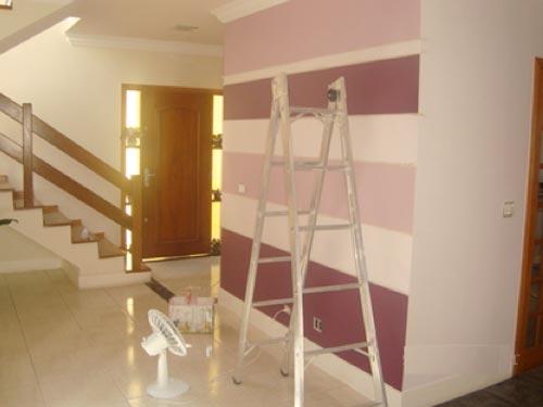 Unica pinturas nossos servi os - Tipos de pinturas para paredes ...