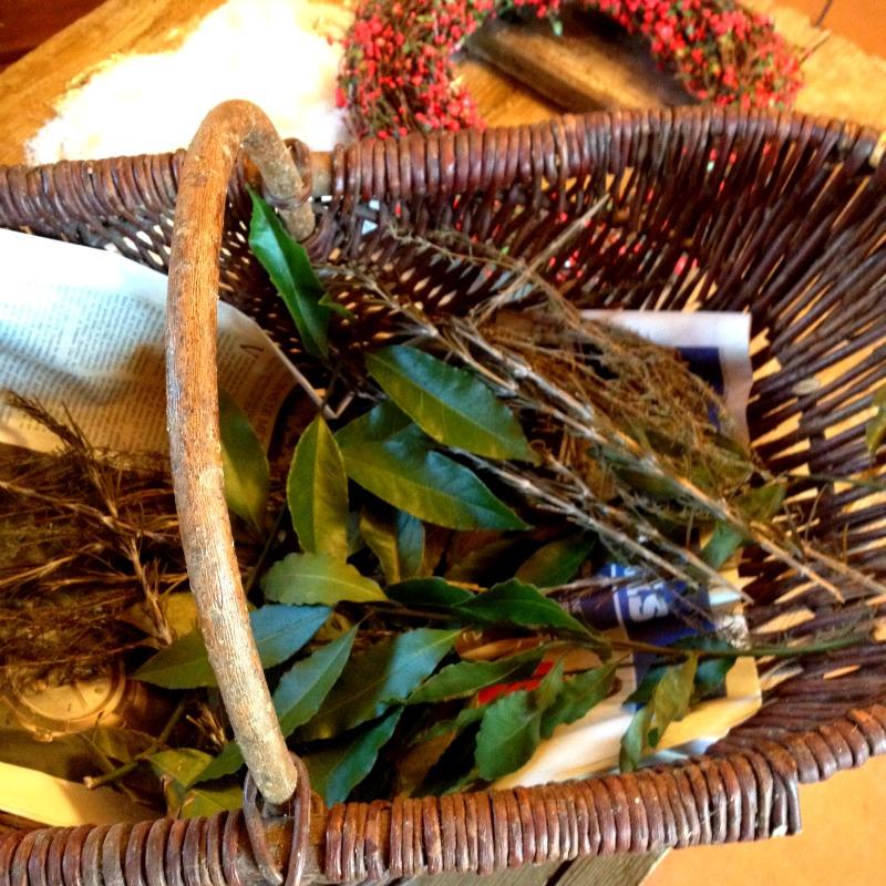 La cuisine claudine bouquets garnis pour l 39 hiver comme - Bouquet garni en cuisine ...