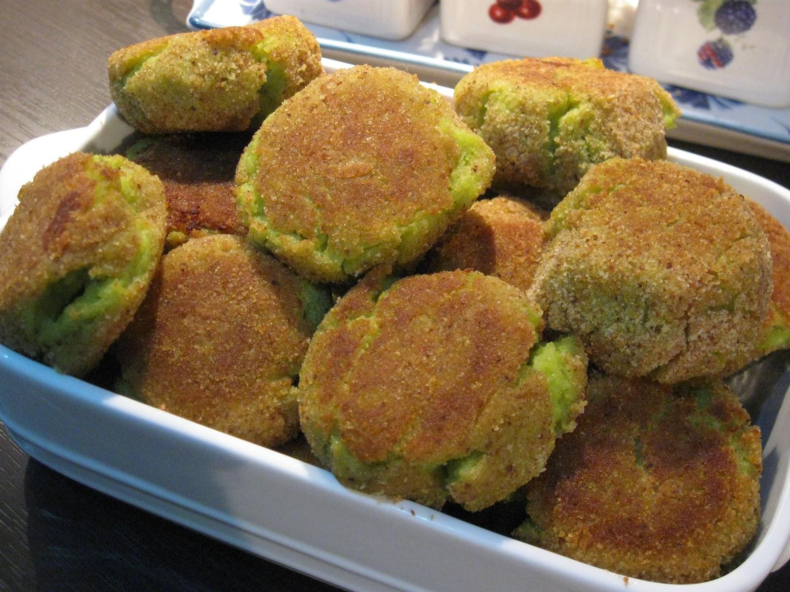 Limone caff polpettine di patate e piselli for Cucinare x cena