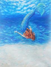 "My Painting ""Bronwynn"""