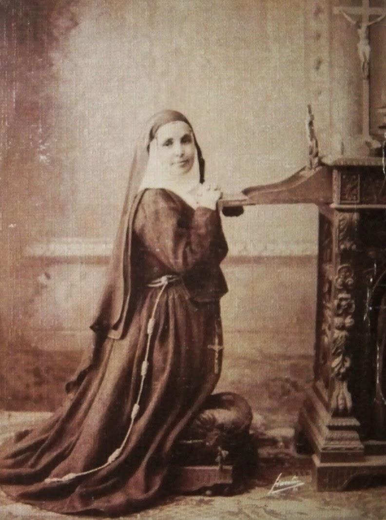 Santa Angela de la Cruz-Sevilla